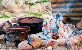 Barcaldine Fire pit