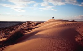 Birdsville Big Red Sand
