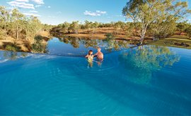 Cobbold Gorge infinity pool - thumbnail