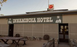 Innamincka Hotel Outside slider