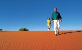 Windorah sand dunes gallery image