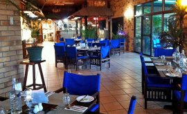 Boulder Opal Motor facilities-restaurant