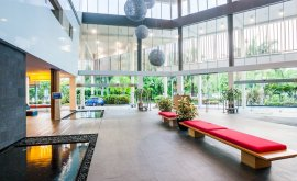 lobby Shangri-La Hotel Cairns